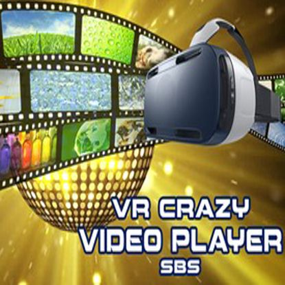 The perfect VR Player for all #vr content out there in the The World! VR Crazy Video Player SBS is a must have! Join Technology Limited #virtualreality  http://www.vrcreed.com/apps/vr-crazy-video-player-sbs/