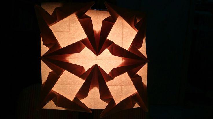 Tessellation Folded by ©Zusanna'sCraft