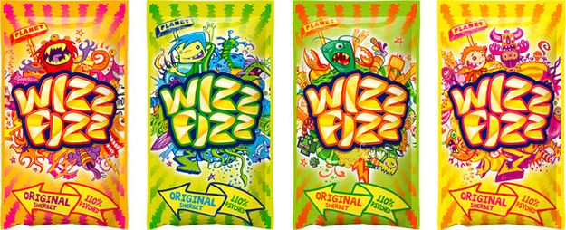 Wizz Fizz | A Definitive Ranking Of Australian Lollies And Chocolates