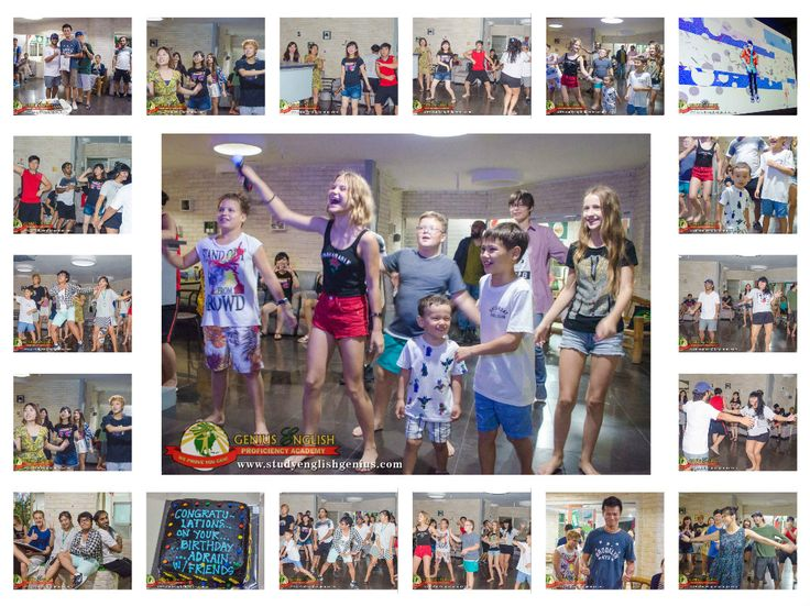 Dance Contest at Genius 6-29-17  Let's move and groove together! The Genius English Proficiency Academy conducted the Dance Contest yesterday. It was participated by some teachers, staff, and all students from different countries like Japan, Taiwan, Russia, Saudi Arabia, Turkey, Vietnam, United Arab Emirates, and Switzerland of the school.  Website: www.studyenglishgenius.com Russian website : http://www.studyenglishgenius.com/ru/ E-mail: info@studyenglishgenius.com Skype ID…