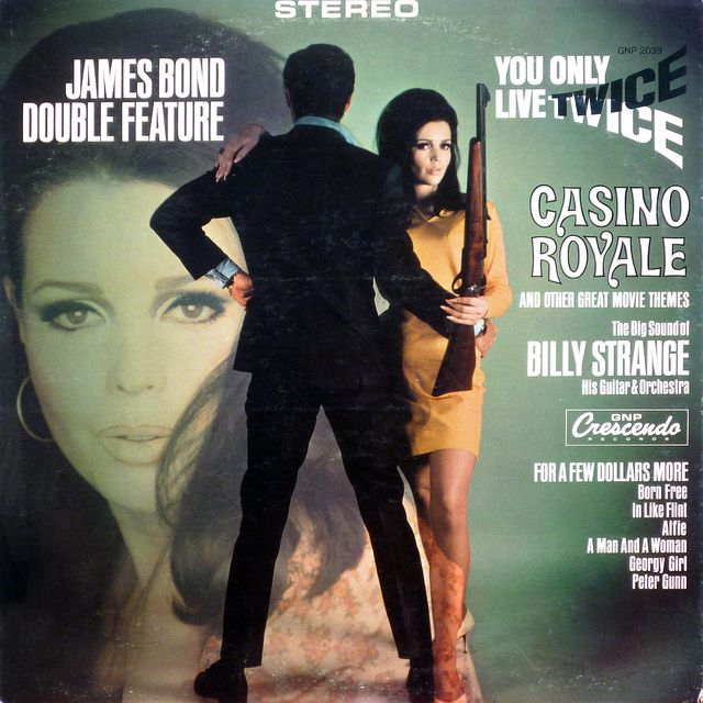 James Bond Double Feature (1967)