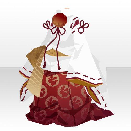 @trade | 月光兎の貴族束帯A 赤