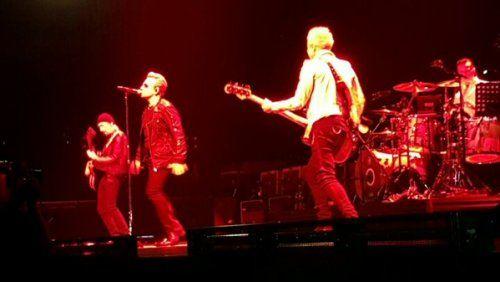 U2, Dublin 2, La Setlist