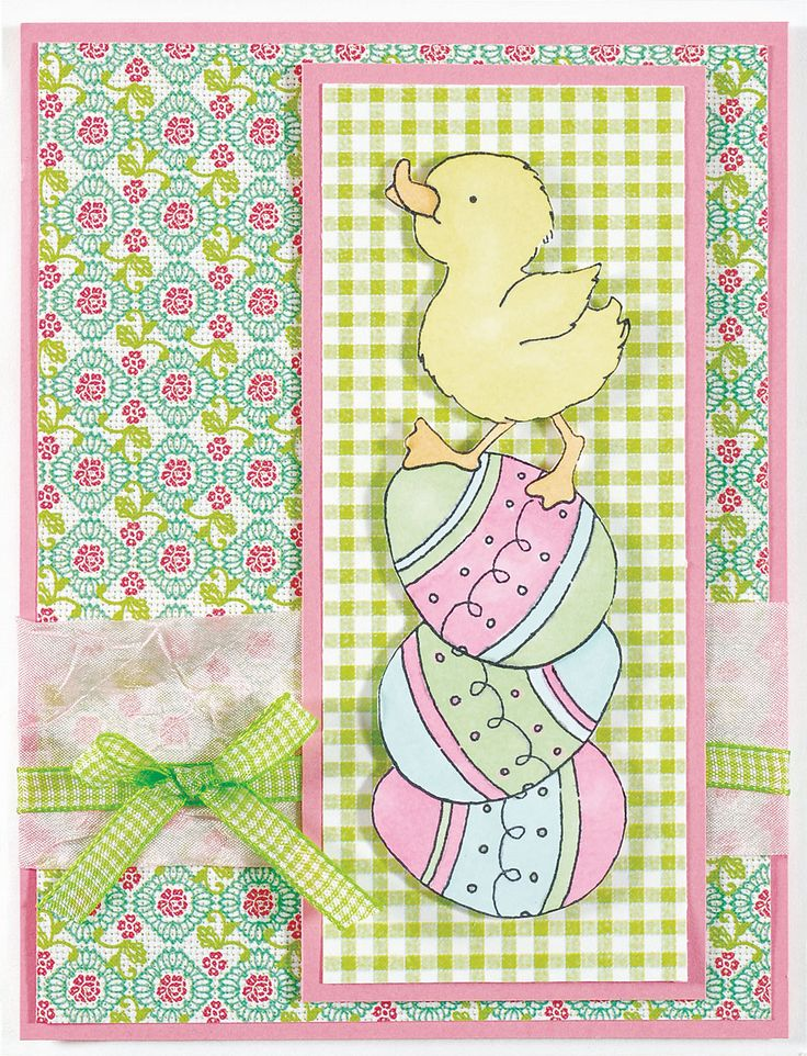 Easter Card by Paper Wishes.