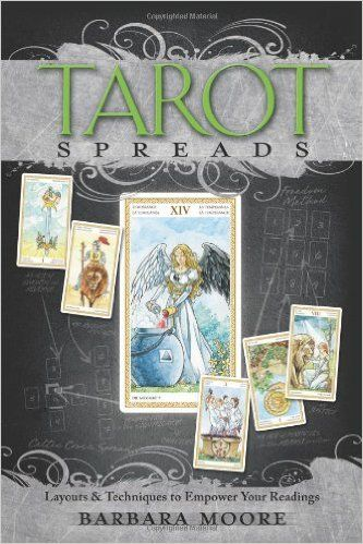 Theresa Reed Rec-The Tarot Lady-Rookie to Reader-Tarot Spreads: Layouts & Techniques to Empower Your Readings: Barbara Moore: 9780738727844: Amazon.com: Books