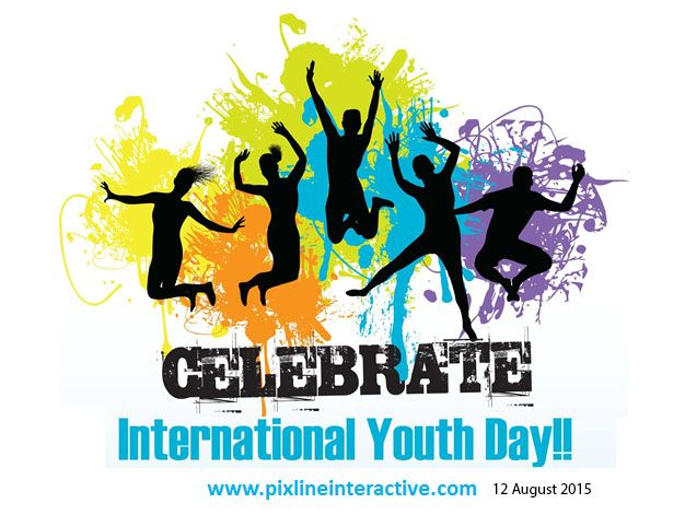International #Youth Day  http://www.pixlineinteractive.com
