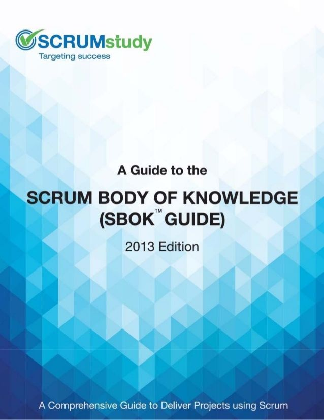 Scrumstudy A Global Accreditation Body For Scrum And Agile