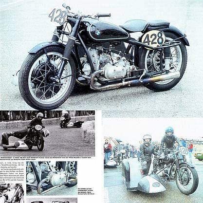CMR - BMW aus Frankreich - Oldtimer Motorrad Chronik -- Bericht / Clipping #611 gebraucht kaufen bei Hood.de