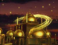Ramadan ident for Rotana TV