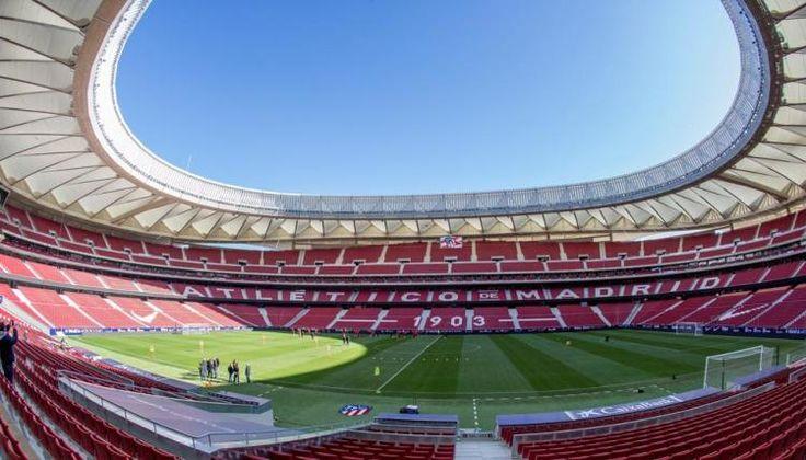 Atlético-Valencia: Lluvia, frío... ¿y nieve?: El partido entre el Atlético de Madrid y el Valencia de esta noche estará marcado por el…