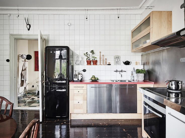 My Scandinavian Home: A Traditional Swedish Home With A Modern Touch