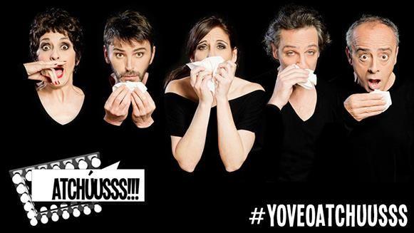 La comedia Atchúusss!!! llega al Teatro de la Latina | Top Cultural