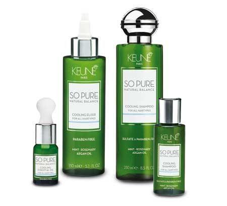 Čisti prirodni luksuz za vašu kosu Keune So Pure Natural Balance linija - Njega kose - Ogledalo Online Beauty magazin