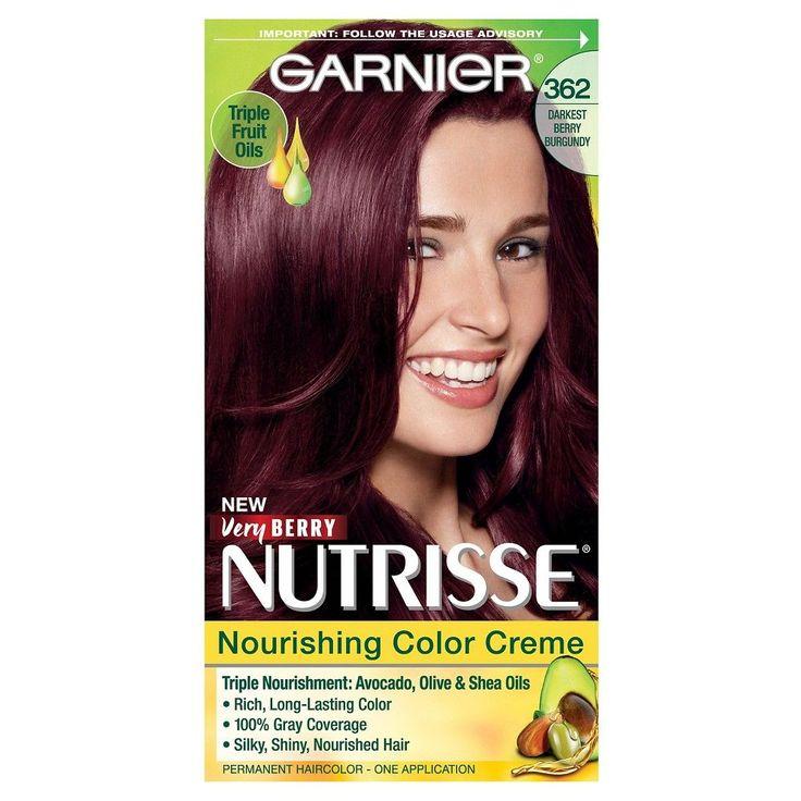 Best 25  Garnier hair color brown ideas on Pinterest  Garnier hair colour shades, Hair color