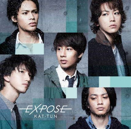 KAT-TUN 20th single Expose, very nice