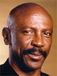 """""""Love and forgiveness, that's what it's about,"""" actor Louis Gossett Jr."""