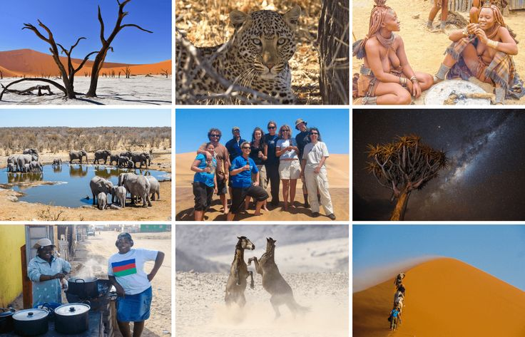 Namibia Adventure Tour