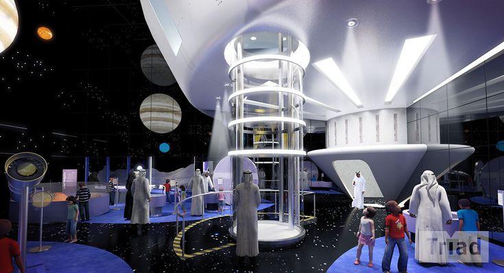 Claudia Schleyer Interaktive Exponate | Interactive Exhibits | Prince Salman Science Oasis