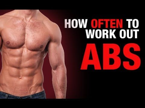ATHLEAN-X™ answers a very common question on how often should you train abs.  Knowing how often to work out your abs is just as important as knowing which ab exercises you should be doing! The problem is, there is a lot of confusion as to w