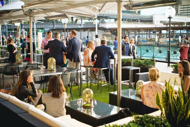 Drinking with the AU: Stoneleigh Quay Pop-Up Wine Bar - Circular Quay (Sydney)   the AU review