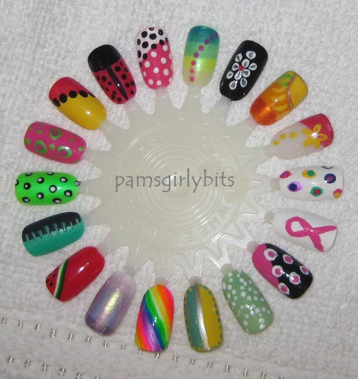 129 best Nail Wheels Creations images on Pinterest | Wheels, Nail ...