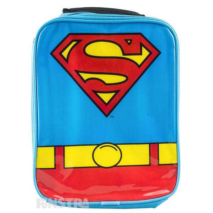 Superman Lunch Bag