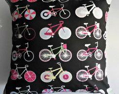 ::Almofada Bike Cool - Dupla Face::