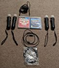 Lot: 4x PlayStation Move for PS3 PS4 VR w/ 2 Games & PlayStation Eye