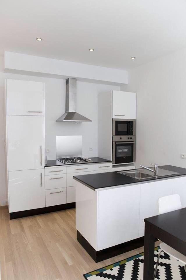 17 best Idées pour la maison images on Pinterest Home ideas, Homes - fixation meuble haut cuisine ikea