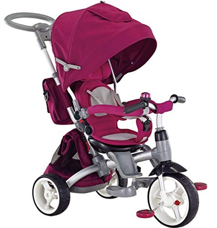 Der Spielzeugtester hat das Sun Baby T500/BO – Little Tiger Tricycle Bordo angeschaut und empfiehlt es hier im Shop. Vielen Dank, dass Ihr die Spielzeugtester Seite aufgerufen habt. Ich gebe mein Bestes, um möglichst viele Produkte zu testen. Der Hersteller hat mir diese Beschreibung für s… – Spielzeugtester