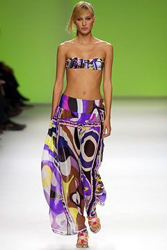 Emilio Pucci Spring 2003 Ready to Wear Collection Photos   Vogue