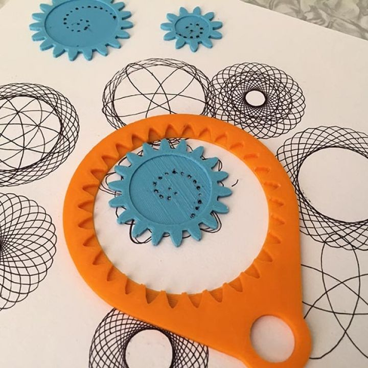 Download Spirograph by Valdis Torms -