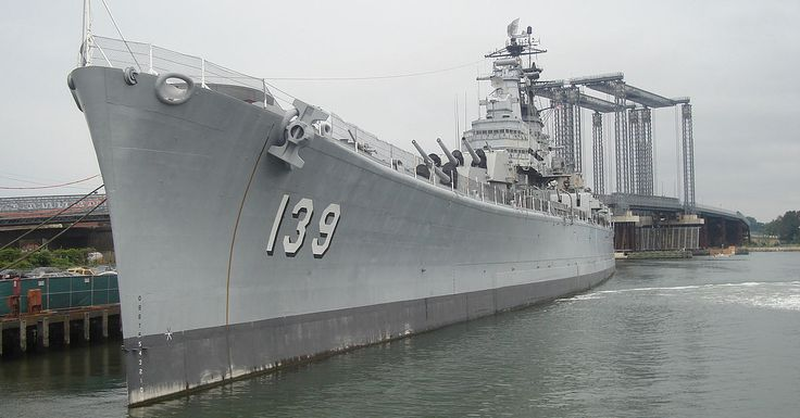 The United States Naval Shipbuilding Museum in Quincy, Massachusetts is a private, non-profit visitor attraction. It is centered around the USS Salem (CA-139)
