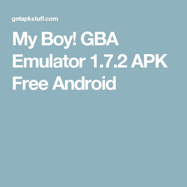 my boy gba emulator full version