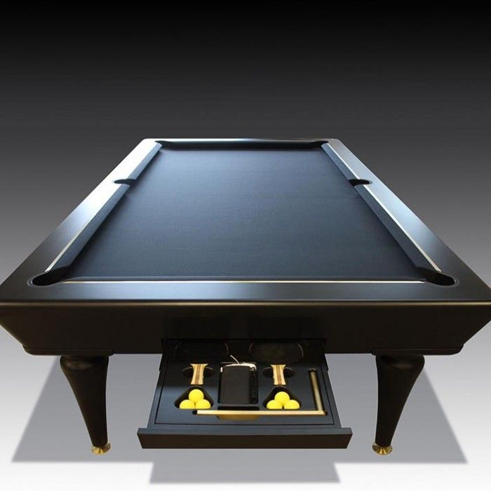 The Pembridge Bespoke Pool Tennis Table By Waldersmith