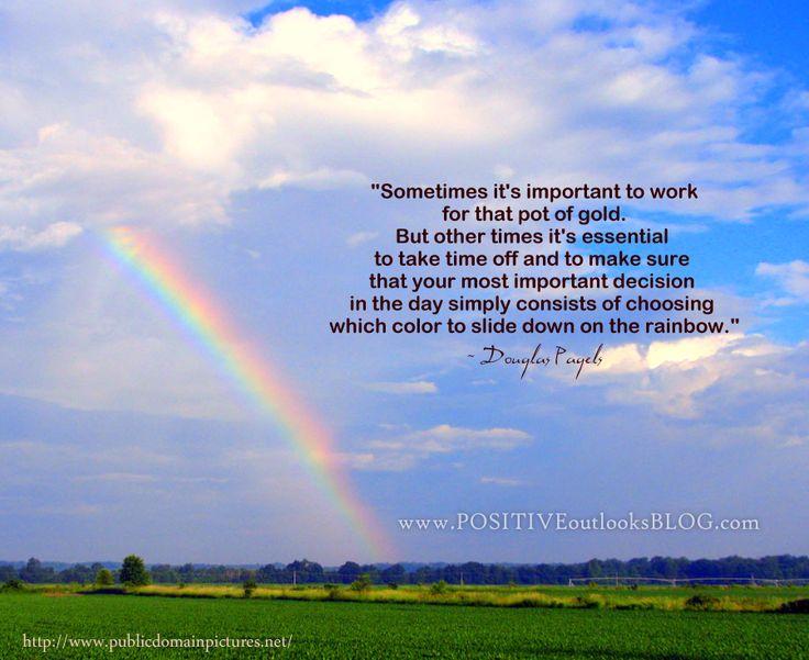 Quotation On Rainbow: Rainbow Quotes. QuotesGram