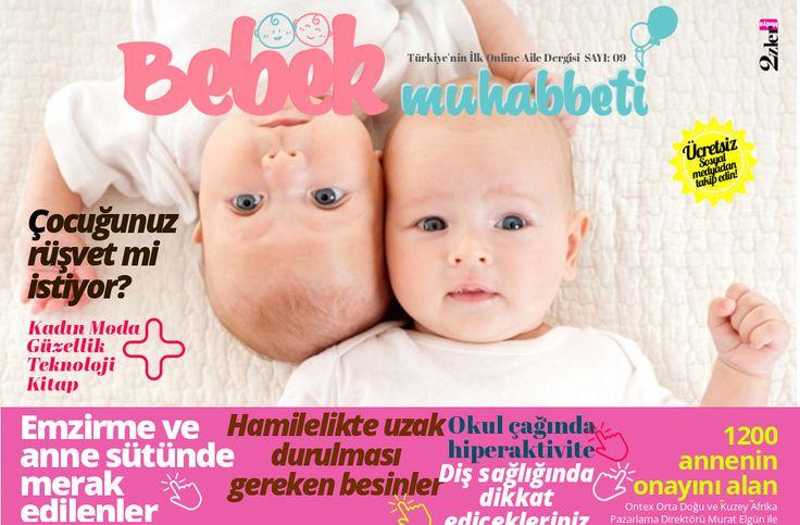 Bebek Muhabbeti Dergisi Ekim Sayısı. Türkiye'nin İlk Online Ücretsiz Aile Dergisi. #bebekmuhabbeti #onlinedergi #bebek #anne #uzmangörüşü #ücretsiz #dergi #sağlık #emzirme #hamile #onlinemagazine #babymagazine