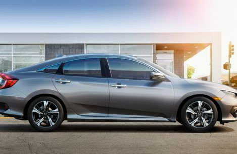 2016 Honda Civic Sedan Overview Official Site pertaining to Perfect 2016 Honda Civic High Quality Background
