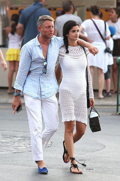 Das künftige Brautpaar im Modecheck - Shermine & Lapo – ein Herz und ein Style
