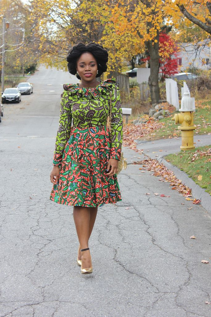 1243 Best Fashion Images On Pinterest African Attire
