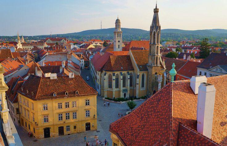As 100 cidades mais charmosas para visitar na Europa