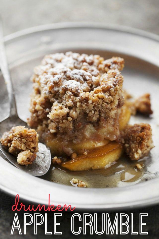 Easy Apple Crumble on Pinterest | Apple crumble recipe, Best apple ...