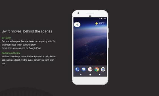 Android oreo adalah OS android terbaru yang konon katanya memiliki banyak kelebihan
