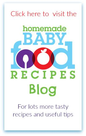 A Guide to Introducing Solids at 4 to 6 Months - Homemade Baby Food Recipes To Help You Create A Healthy Menu For YOUR Baby
