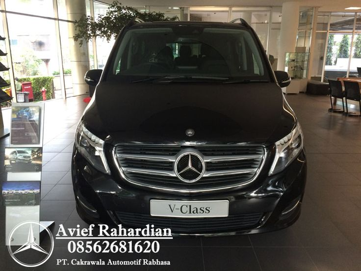 Dealer Mercedes Benz Jakarta | Authorized Mercedes-Benz Dealer: Jual Mercedes Benz V 220d tahun 2017