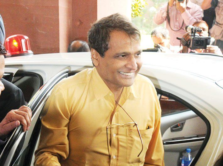Why is Suresh Prabhu not attending office - Governance Now #757Live