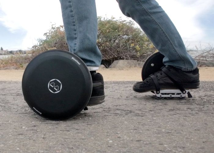 San Francisco-based Blizwheel, has unveiled a futuristic pair of electric skates that allow you to travel not only in style, but also with ultraportable convenience. Watch the video below to learn more about this unique electric skate.