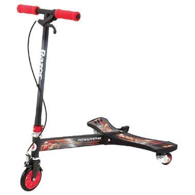 Razor Dreirad Powerwing, Red Black, Scooter -  Sportlich unterwegs mit einem Scooter in neuem Design! #Scooter #Roller