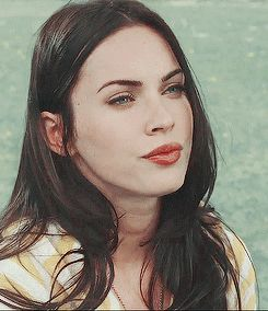A young Megan Fox
