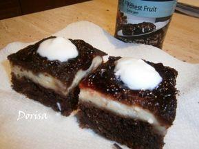 Tvarohový koláč - Hrnčekový koláč.